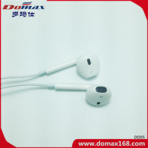 Mobile Phone Earphones for iPhone7 with Line Control pictures & photos