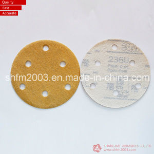 6inch Abrasive Velcro Sanding Discs for Metal, Auto, Wood pictures & photos
