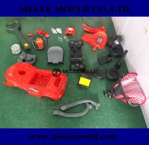 Melee Plastic Kid Bike Mould pictures & photos