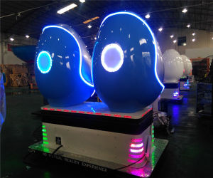 2 Players Amusement Egg Game Machine 9d Vr for Sale pictures & photos