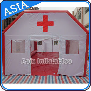 Mobile First Aid Inflatable Emergency Tent for Refugee pictures & photos