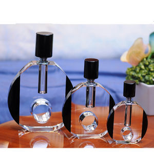 Original Crystal Glass Perfume Bottle Craft for Gift pictures & photos