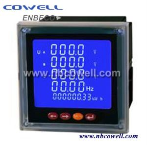 High Standard Electric Power Meter with Top Selling pictures & photos