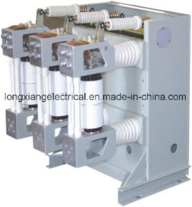 Zn28-12k Fixed Type of Indoor High Voltage Vacuum Circuit Breaker pictures & photos