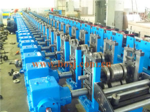 Q235 Thick Galvanized Adjustable Solar Mounting Bracket Roll Forming Making Machine Iran pictures & photos