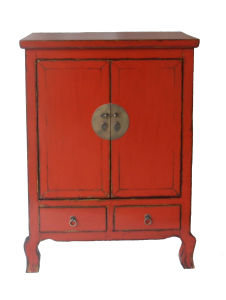 Chinese Antique Wooden Cabinet Lwa057 pictures & photos
