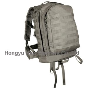 Waterproof Nylon Army Military Outdoor Camping Hiking Backpack (HY-B010) pictures & photos
