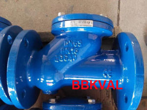 Ball Check Valve Flanged Iron Ball Check Valve pictures & photos