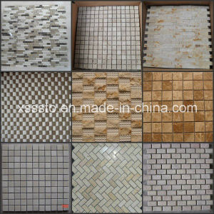 Natural Stone Marble Mosaic Tiles/Patterns for Flooring and Wall Decoration pictures & photos