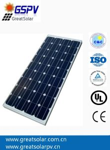80W Mono Crystalline Silicon Module, Good Quality and High Efficiency, Manufacturer in China pictures & photos