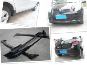 PU Plastic Body Kits for Toyota Yaris 2008 pictures & photos