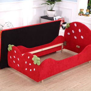 2016 New Wooden Children Bed for Child, High Quality Doll Wooden Baby Bed for Baby pictures & photos