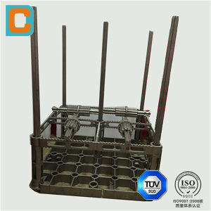 Customized Heat Treatment Casting Basket by Drawing