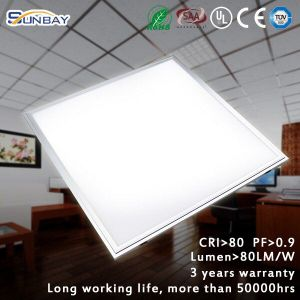 High Brightness 600X600 Dimmable LED Panel Light