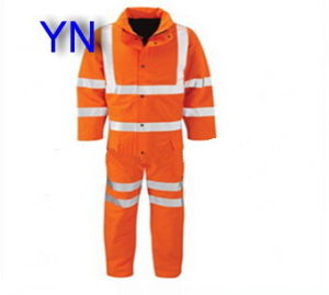 Reflective Winter Jacket Safety Clothes pictures & photos