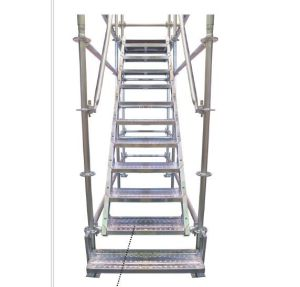 (Guangzhou Manufacturer) Scaffolding Construction Steel Ladder pictures & photos