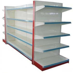 Steel Shelf for Supermarket/Store/Shopping/Domestic Use pictures & photos