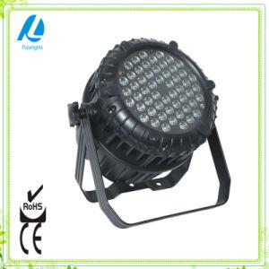 IP65 54*3W RGBW Waterproof LED PAR Light