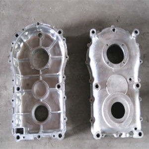 Die Cast Aluminum Alloy Housing Parts with Electroplating pictures & photos