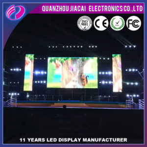 P4.81 High Brightness Indoor Full Color Custom LED TV Display pictures & photos