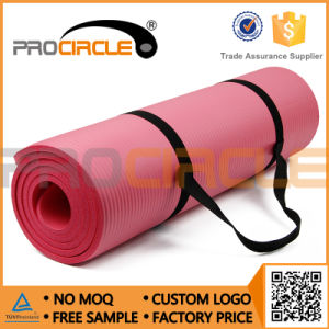 Portable Strap Included NBR Yoga Mat (PC-YM4001-4003) pictures & photos
