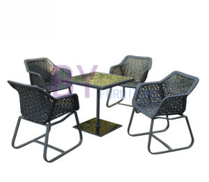 Garden Rattan Chair Table Furniture pictures & photos