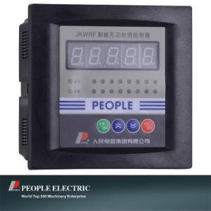 Low Voltage Reactive Power Compensation Controller of Jkw5b-12 pictures & photos