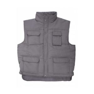 Custom Multi Pockets Work Vest Warm Padded Work Jacket (UF240W) pictures & photos