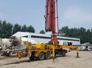 Used 6 X 4 Sany Isuzu Pump Truck 42meter pictures & photos