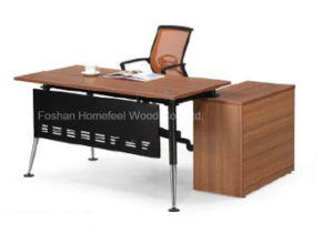 High Quality Simple Style Office Working Staff Table (HF-DB014) pictures & photos