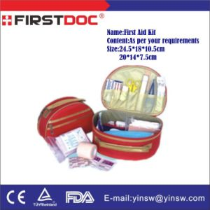 Medical Supply Portable First Aid Kit, First Aid Kit pictures & photos
