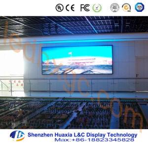 P5 Indoor LED Display Screen for Waiting Hall