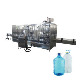 Bottled Water Washing Filling Capping Machine for 3-10L Bottle pictures & photos