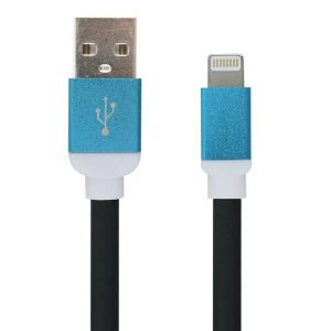 Micro Flat USB Charging Data Sync Cable for iPhone 7 pictures & photos
