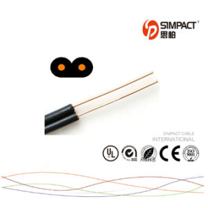 UL, RoHS, CE Certificated 2*0.8mm Drop Wire pictures & photos