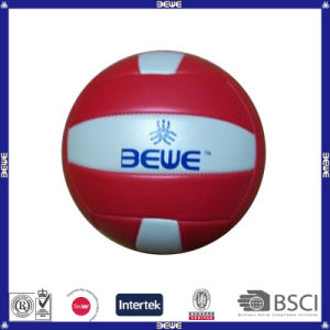 5#PU Leather Volleyball Customized Logo pictures & photos