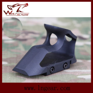 Tactical Airsoft Short Bd Rail Cover CNC Slant Foregrip Combat Grip pictures & photos