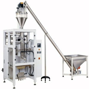 Oats Powder Coffee Milk Powder Flour Packing Machine (HFT-6240F)