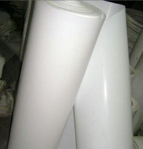 100% Virgin PTFE Sheet, Teflon Sheet, PTFE Rod, Teflon Rod with Kinds of Color pictures & photos