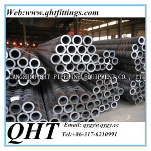 Seamless Steel Tube of JIS 3454 Standard Steel Grade Stpg370 pictures & photos