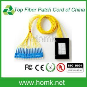 Optical Fiber Optical Circulator 1*16 DWDM PLC Splitter pictures & photos