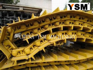 D65, D85, D155, Track Shoe Assy for Bulldozer Parts Komatsu pictures & photos