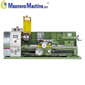 Ce Approved Precision Metal Bench Lathe Machine (mm-TU3007VF) pictures & photos