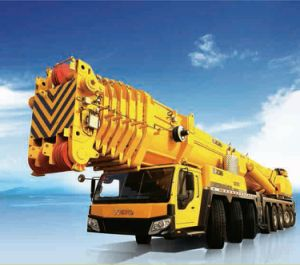 XCMG Original Manufacturer Qay1600 All Terrain Crane Biggest Mobile Cranes for Sale pictures & photos