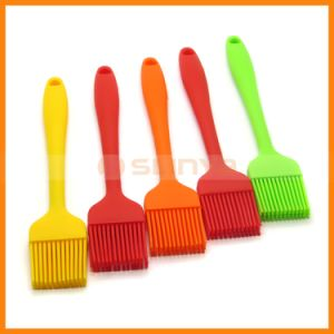 Kitchen Tool Baking Silicone Brush Multi-Purpose Pastry Tool Basting Brush BBQ Brush pictures & photos