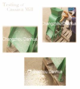 Cassava Flour Maker for Powder Grinding Mill pictures & photos