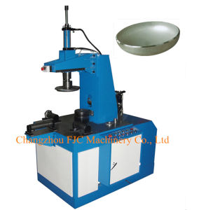 Automatic Small Production Solar Water Heater Cover Necking Hydraulic Machine pictures & photos
