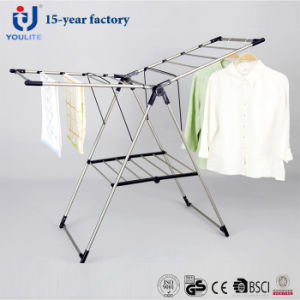 Small Size Stainless Steel Foldable Multi-Purpose Cloth Drying Rack pictures & photos