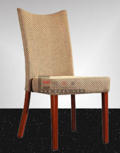 Gh-05-Elegant Hotel Chair, Stackable Hotel Chair, Fabric Hotel Chair with Steel& Aluminium Frame pictures & photos