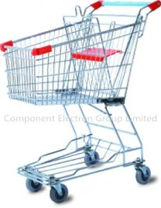 Fashionable Asian Style Shopping Cart (YB-A-150L) pictures & photos